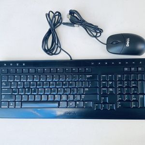 KEYBOARD AND MOUSE DELL - usb Port- IN GOOD CONDITION for Sale in Anaheim, CA