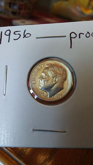 1956 proof dime for Sale in York, SC