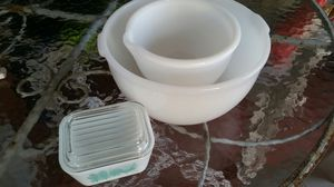 Sunbeam Pyrex vintage dishes mixing bowls for Sale in Lehigh Acres, FL