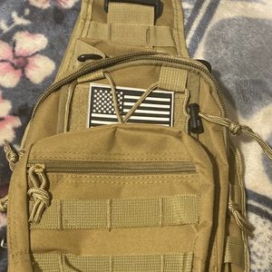 Tactical Shoulder Sling Backpack 🎒 Lots Or Compartments for Sale in Tampa, FL