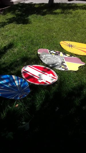 4 Skim Boards Real Wood for Sale in Clovis, CA