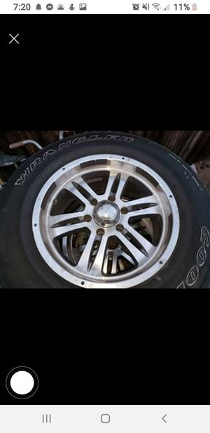Chevy 6 lug rims for Sale in Westminster, CO