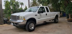 2002 Ford F350 7.3 Liter Diesel 4x4 Manual for Sale in Covina, CA