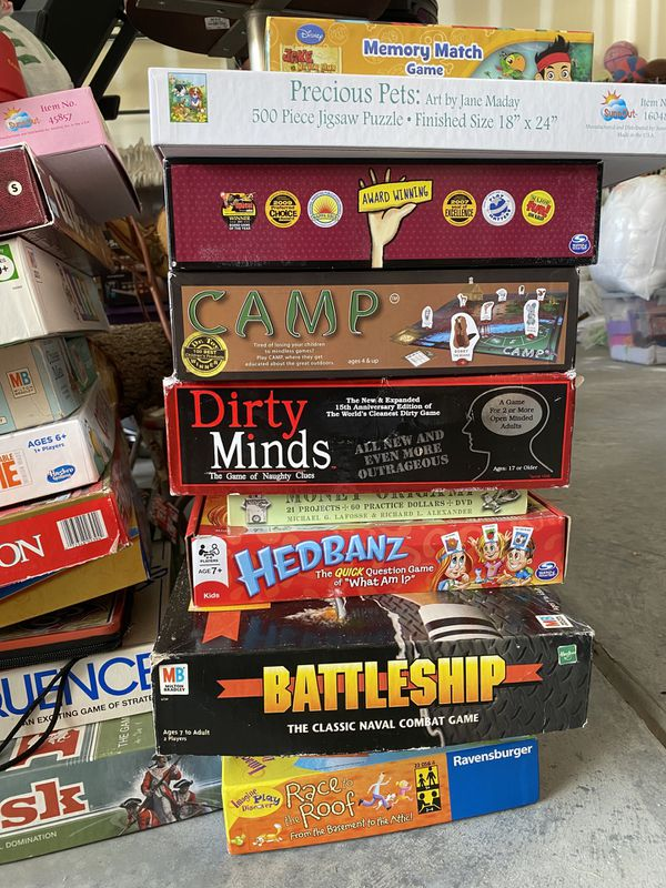 $3 a game or puzzle!!! You pick