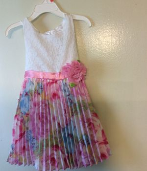 Pink. And. White. Dress. Sz3t for Sale in Detroit, MI
