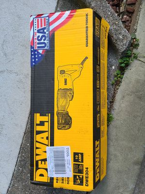 Dewalt Sawzall reciprocating saw for Sale in San Francisco, CA