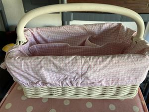 Pottery barn diaper caddy for Sale in Fort Myers, FL