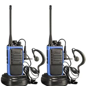 Rechargeable Long Range Two-Way Radios with Earpiece 2 Pack UHF 400-470Mhz Walkie Talkies Li-ion Battery and Charger Included for Sale in Silverado, CA