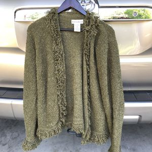 Olive Green Sweater for Sale in Folsom, CA