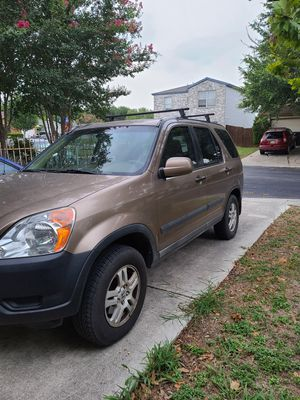 2003 Honda Crv LX 4x4 for Sale in San Antonio, TX