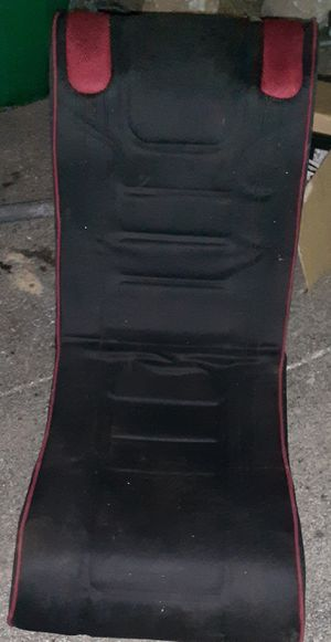 Blk gaming chair for Sale in Indianapolis, IN