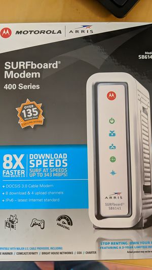 Motorola High Speed Cable Modem for Sale in Los Angeles, CA