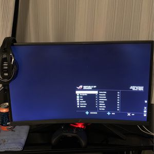 Asus Monitor ROG STRIX XG27VQ for Sale in Arlington, TX