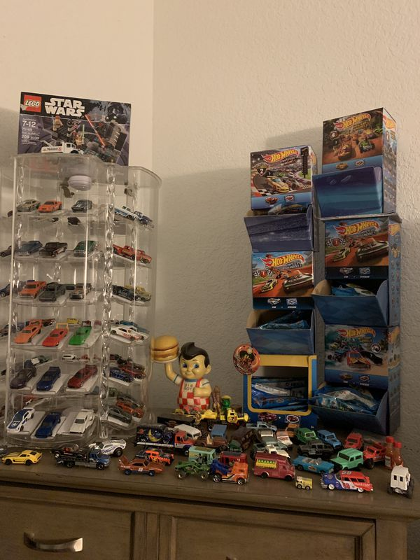 Toy car collection of 3,000+ cars