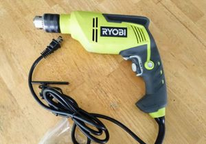 Ryobi hammer drill factory reconditioned Model ZRD620H Hablo español 6.2 Amp 5/8 in. VSR Hammer Drill for Sale in Fort Lauderdale, FL