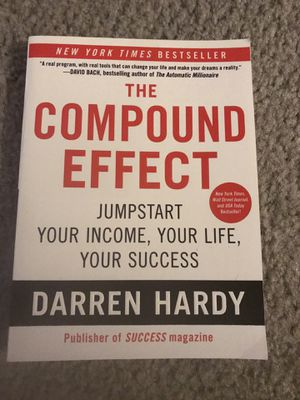 The Compound Effect - Darren Hardy for Sale in Gainesville, FL