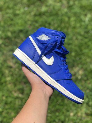 Jordan Retro 1 Hyper Blue size 8 for Sale in Hialeah, FL