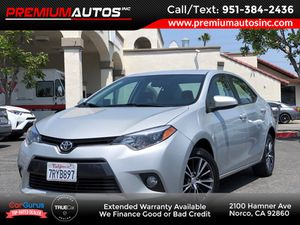 2016 Toyota Corolla for Sale in Norco, CA