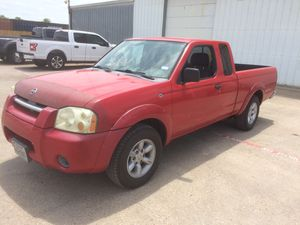2002 Nissan Frontier for Sale in Garland, TX