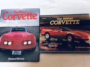 Corvette's 2 Coffee Table Books for Sale in Destin, FL