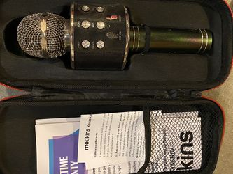 Karaoke Microphone for Sale in Los Altos,  CA