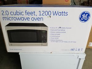 New Microwave in the box. for Sale in Salida, CA