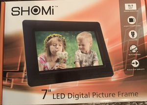 Digital picture frame for Sale in Monrovia, CA