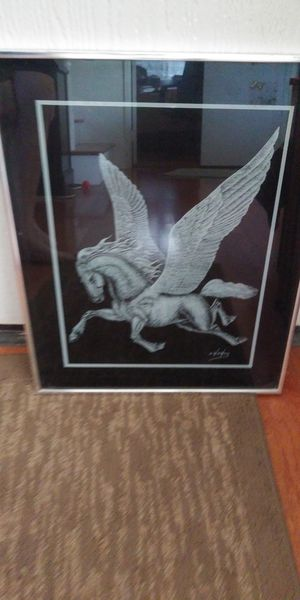 Pegasus print for Sale in Santa Maria, CA