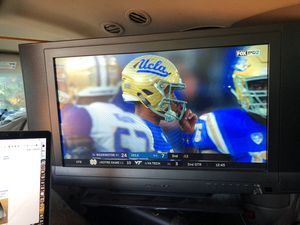 34 inch wide screen oleva tv for Sale in Berkeley, CA