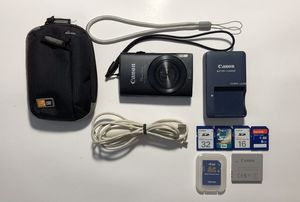 **CANON POWERSHOT ELPH 310HS DIGITAL CAMERA** for Sale in Glenview, IL