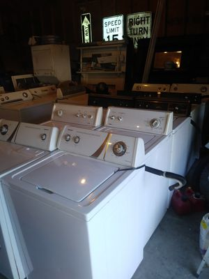 Washers and dryers for Sale in Knoxville, TN