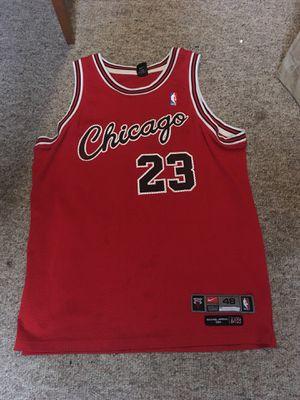 Michael Jordan Bulls jersey Authentic for Sale in Washington, DC