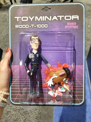 LIMITED 30 PIECE DKE Toyminator Wood-t- 1000 for Sale in Colton, CA