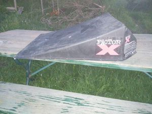 Factor 12 in bike ramp for Sale in Loyal, WI