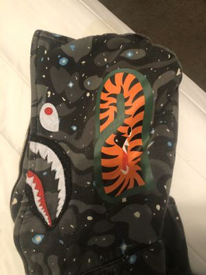 Bape Space Camo Hoodie for Sale in Brownstown Charter Township, MI