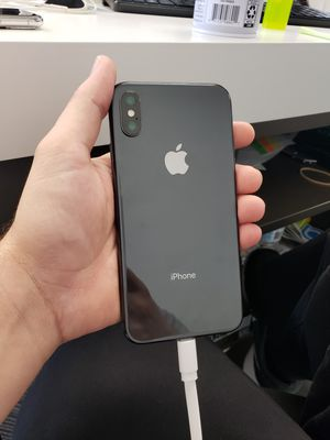 Black Iphone X 256GB Verizon Unlocked for Sale in Deptford Township, NJ