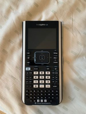 TI-nspire cx graphing calculator for Sale in Murfreesboro, TN