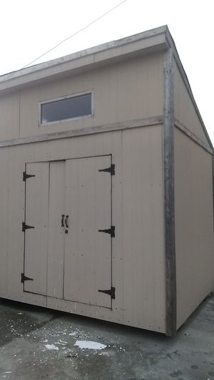 8'x10' storage shed student built for Sale in Chesapeake, VA