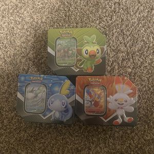 Pokémon Galar Partners Tins for Sale in Portland, OR