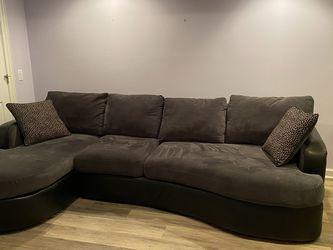 Sectional Sofa & Side Table for Sale in Atlanta,  GA