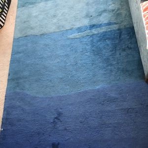 8X10 Lush Gradient Blue Area Rug for Sale in Atlanta, GA