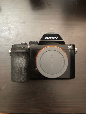 Sony A7 for Sale in Long Beach, CA