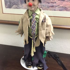 Antique clown Doll 20inches for Sale in New Port Richey, FL