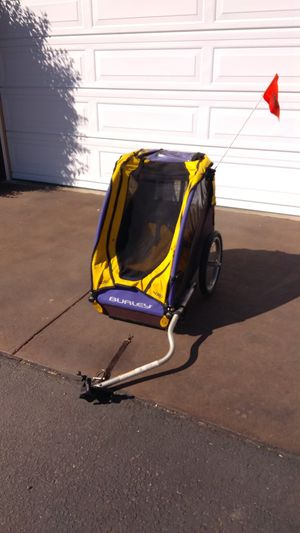 Burley Bike Trailer for Sale in Santee, CA