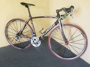 Full Carbon Specialized Tarmac Elite sz 54 (M) for Sale in Fort Lauderdale, FL