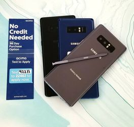 Samsung Galaxy Note 8 64gb Unlocked for Sale in Seattle,  WA