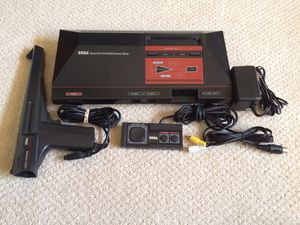 Refurbished Sega Master System with 2 built in Games for Sale in Rogers, MN
