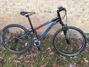 """TREK 24"""" kids mountain bike for Sale in Rockville, MD"""