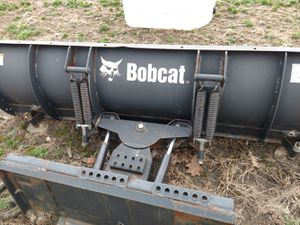Bobcat snow plow for Sale in South Vienna, OH