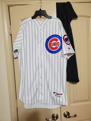 Authentic Chicago Cubs G. Soto Jersey for Sale in Fort Worth, TX